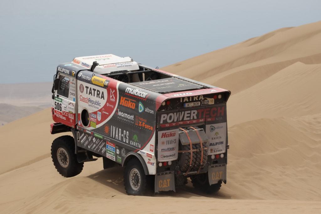 Kolomy, Dakar 2015