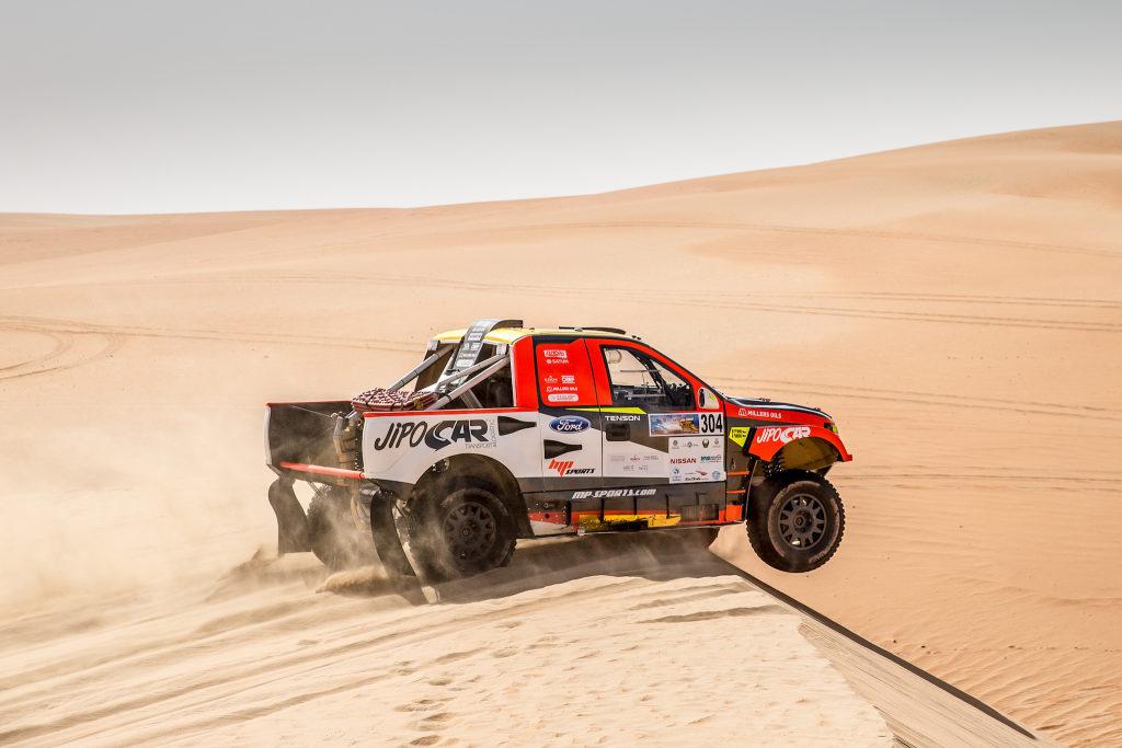 Martin Prokop, Abu Dhabi Desert Challenge 2018