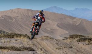 Price, Atacama 2018