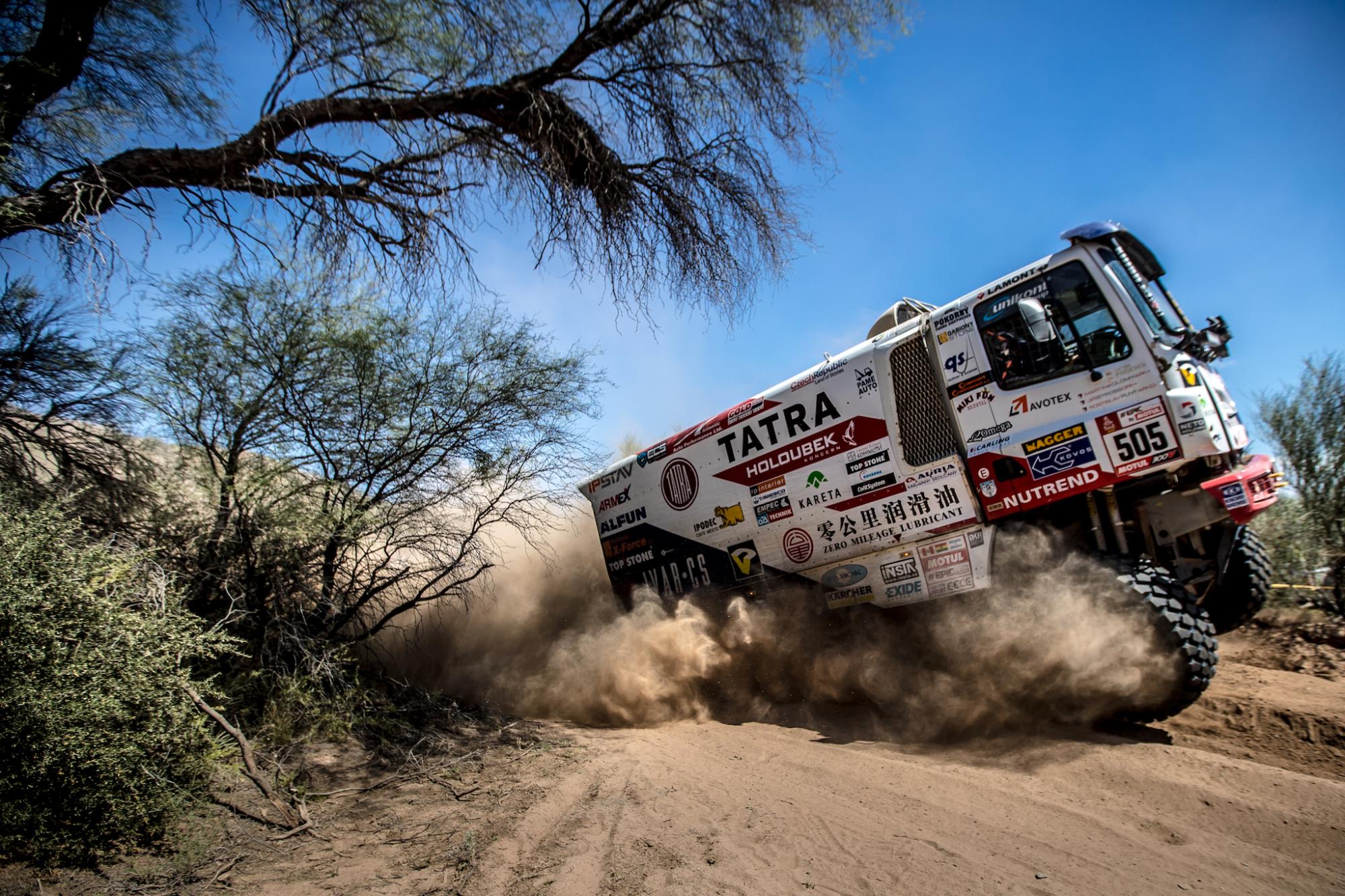 Kolomy, Dakar 2018
