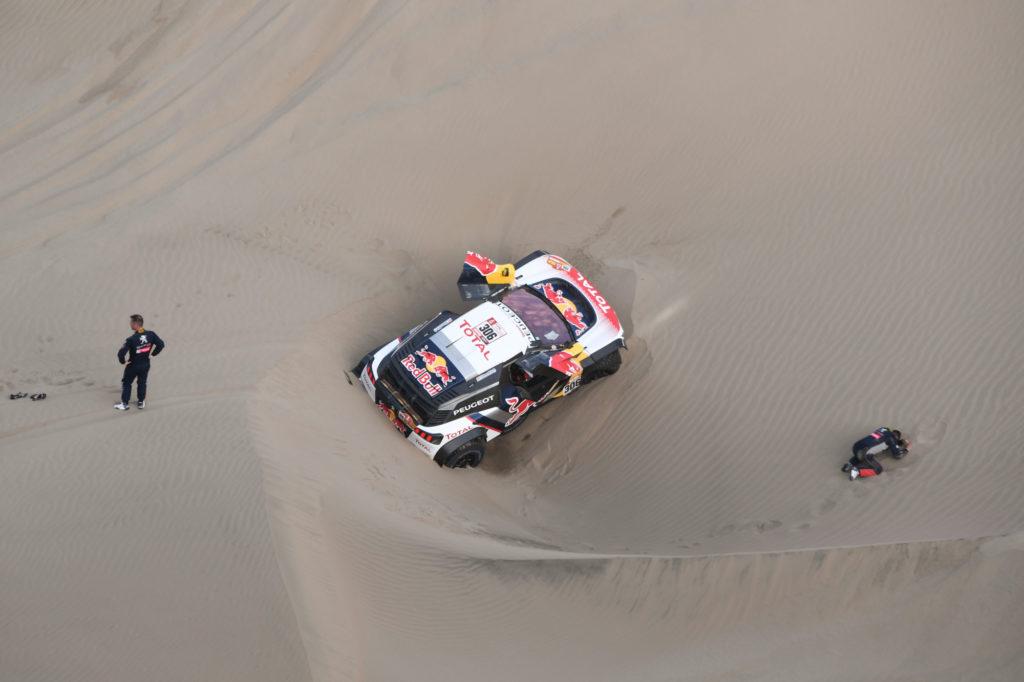 Loeb, Dakar 2018