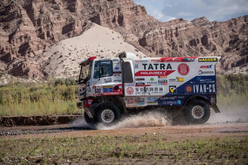 Soltys, Dakar 2018