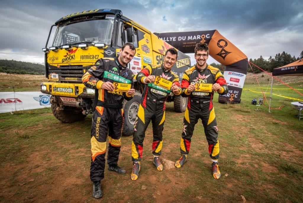 Big Shock Racing, Maroko 2018