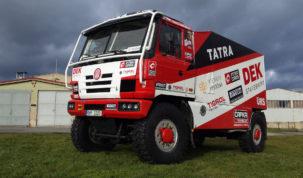 Tatra 815, Capka Rallysport