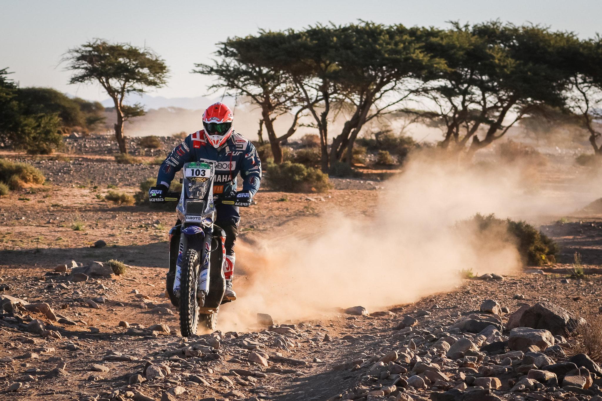 Alessandro Botturi, Africa Eco Race 2019