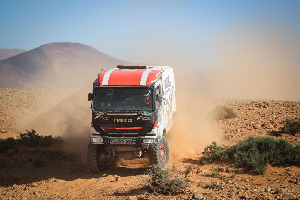 Igor Bouwens, Africa Eco Race 2019