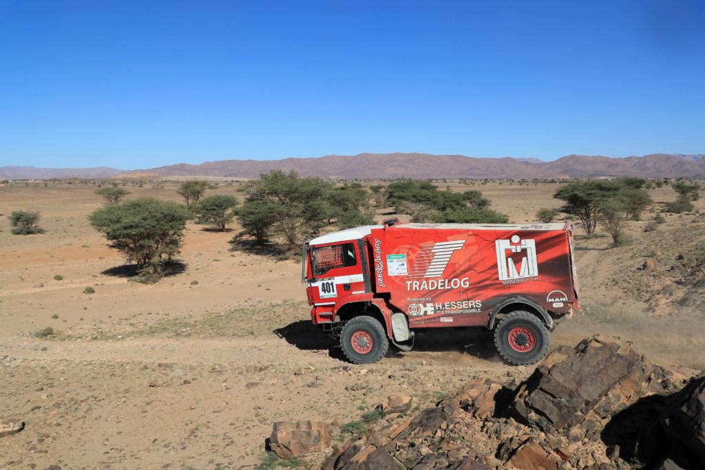 Noël Essers, Africa Eco Race 2019