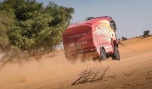 Elisabete Jacinto, Africa Eco Race 2019
