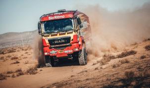 Jacinto, Africa Race 2019
