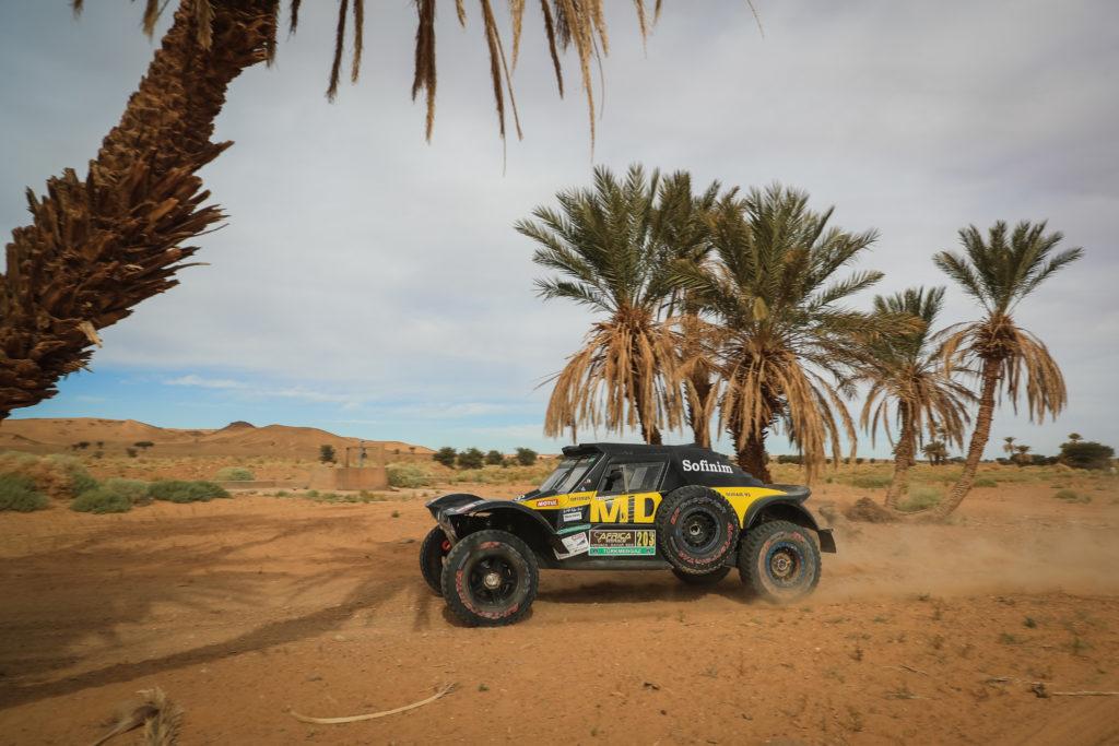 Jean-Pierre Strugo, Africa Eco Race 2019