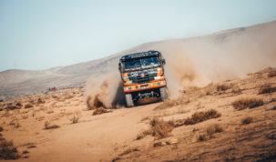 Tomecek, Africa Race 2019