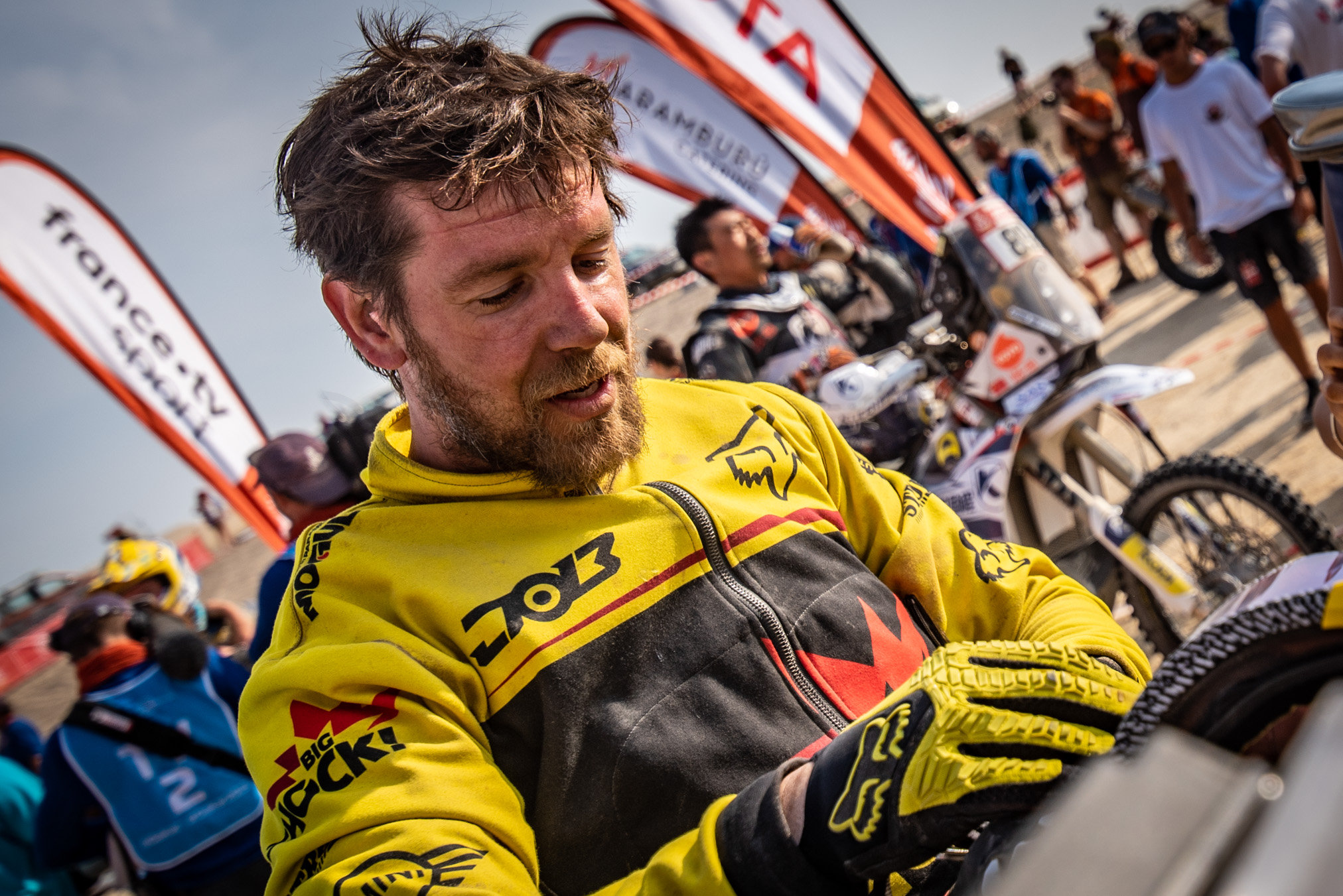 Jan Brabec, Dakar 2019