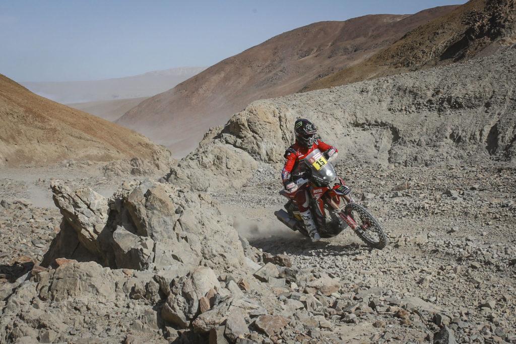 R. Brabec, Dakar 2019