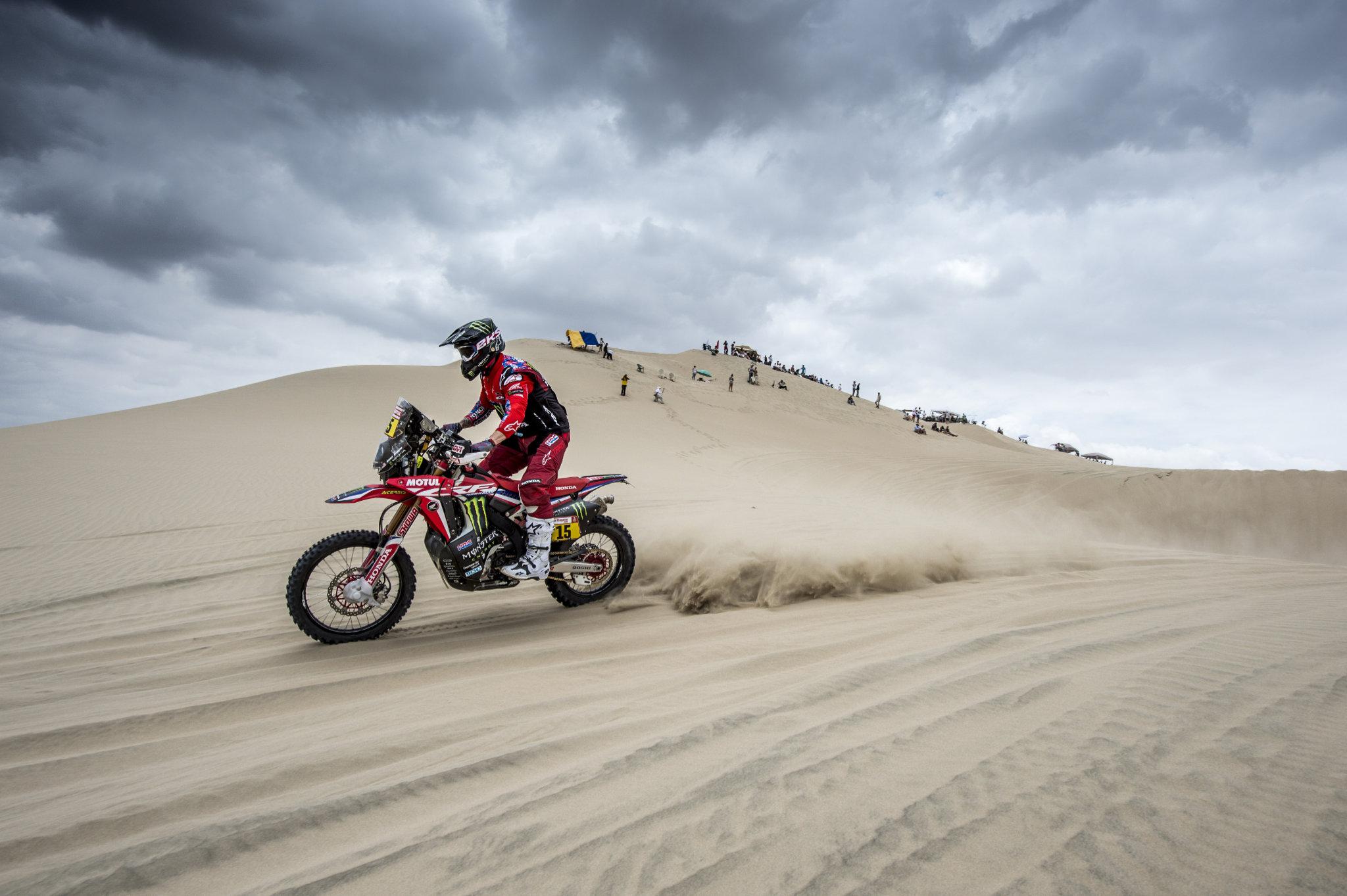 Ricky Brabec, Dakar 2019