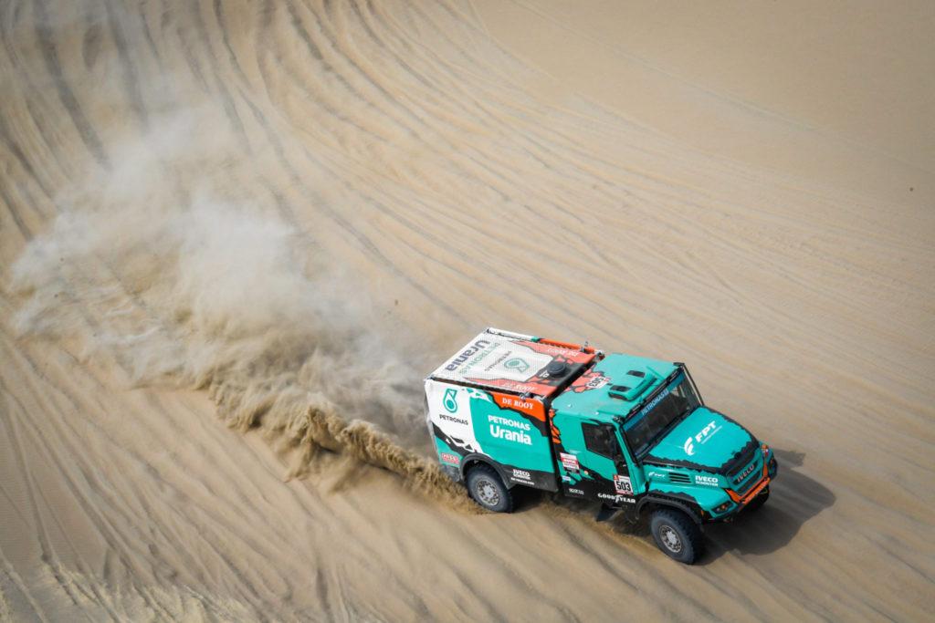 Gerard De Rooy, Dakar 2019