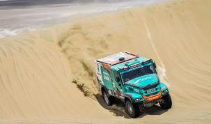 De Rooy, Dakar 2019