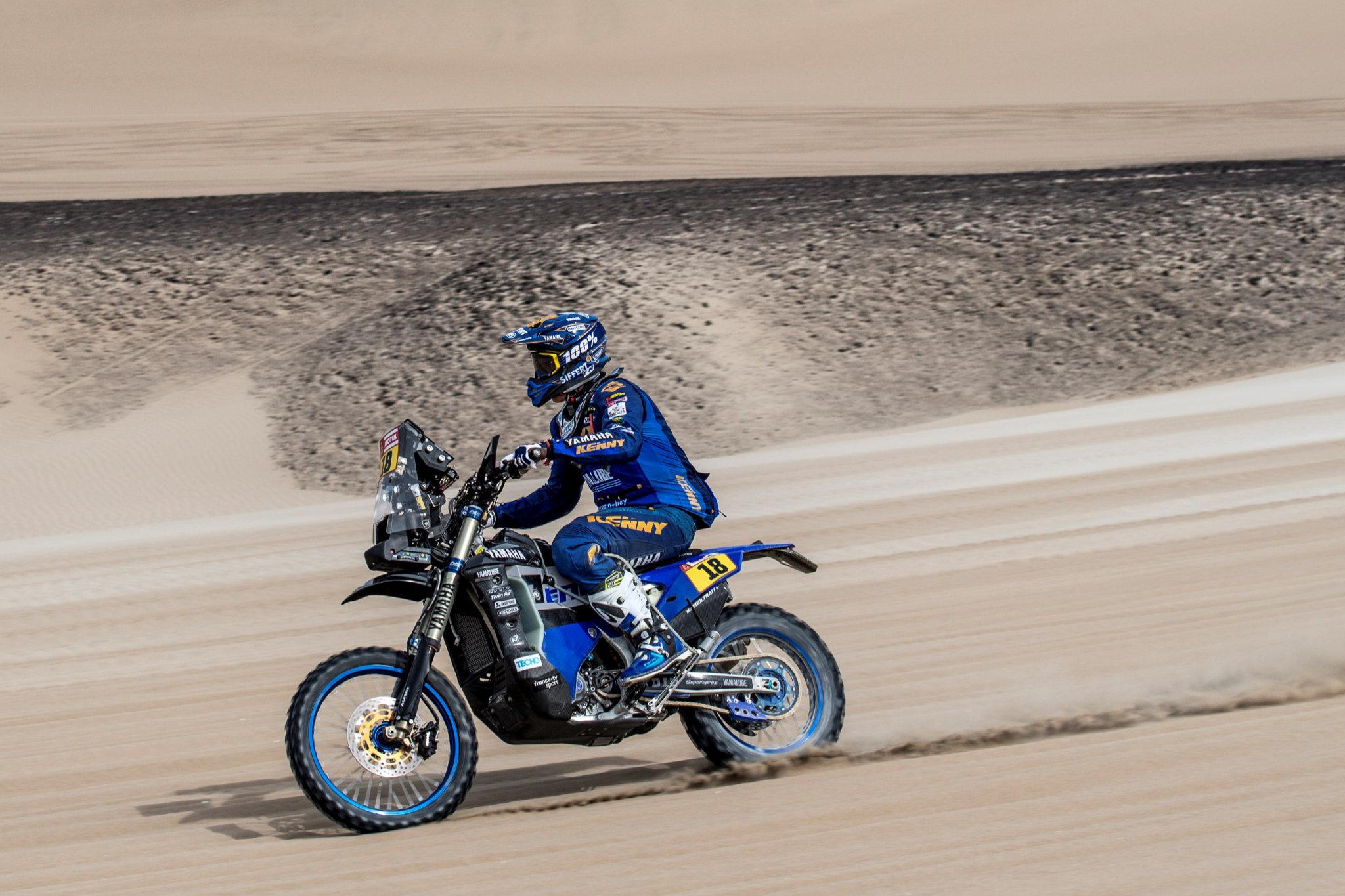 De Soultrait, Dakar 2019
