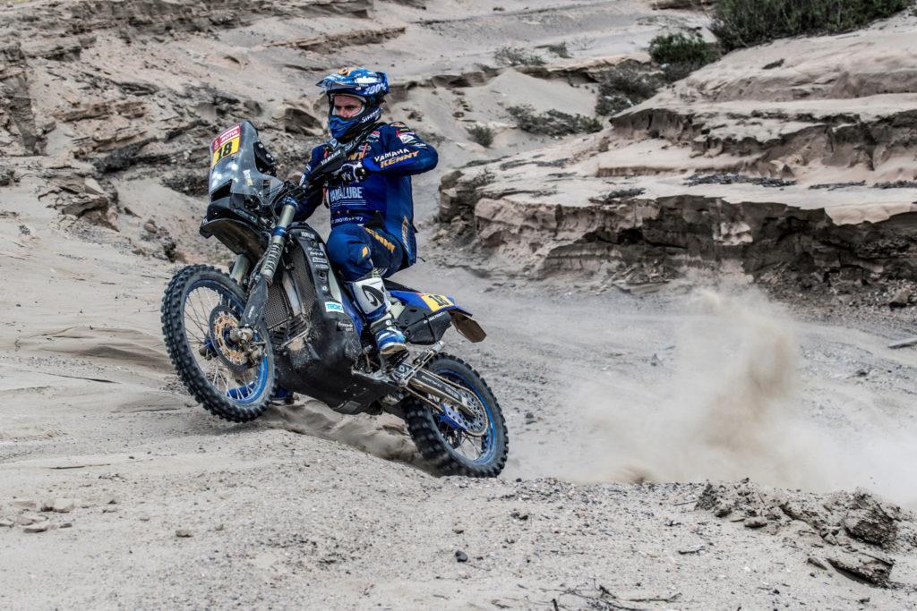 Xavier de Soultrait, Dakar 2019