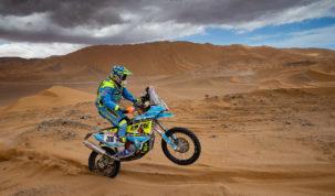 Milan Engel, Dakar 2019