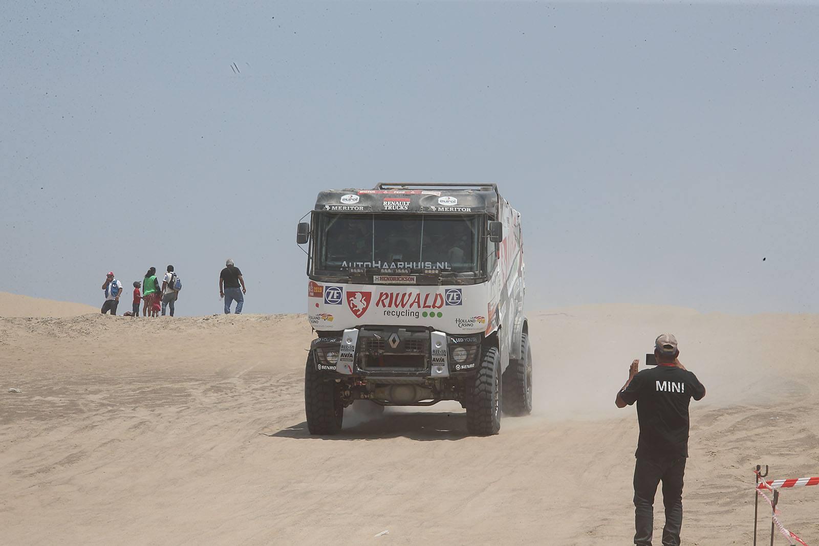 Gert Huzink, Dakar 2019
