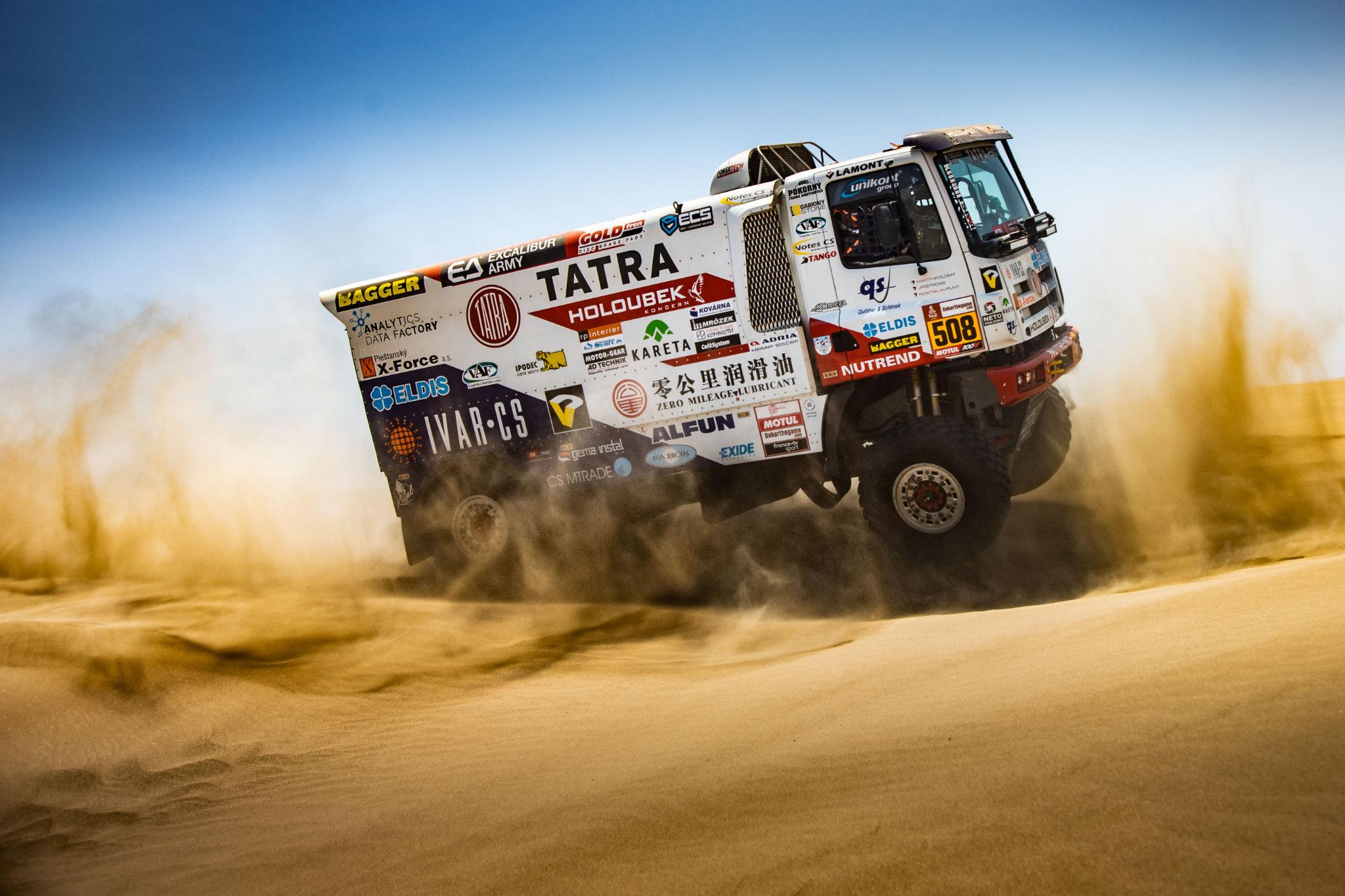 Martin Kolomý, Dakar 2019