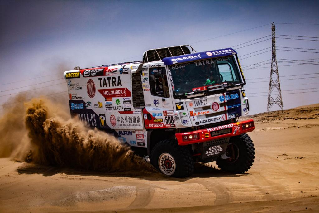 Kolomy, Dakar 2019