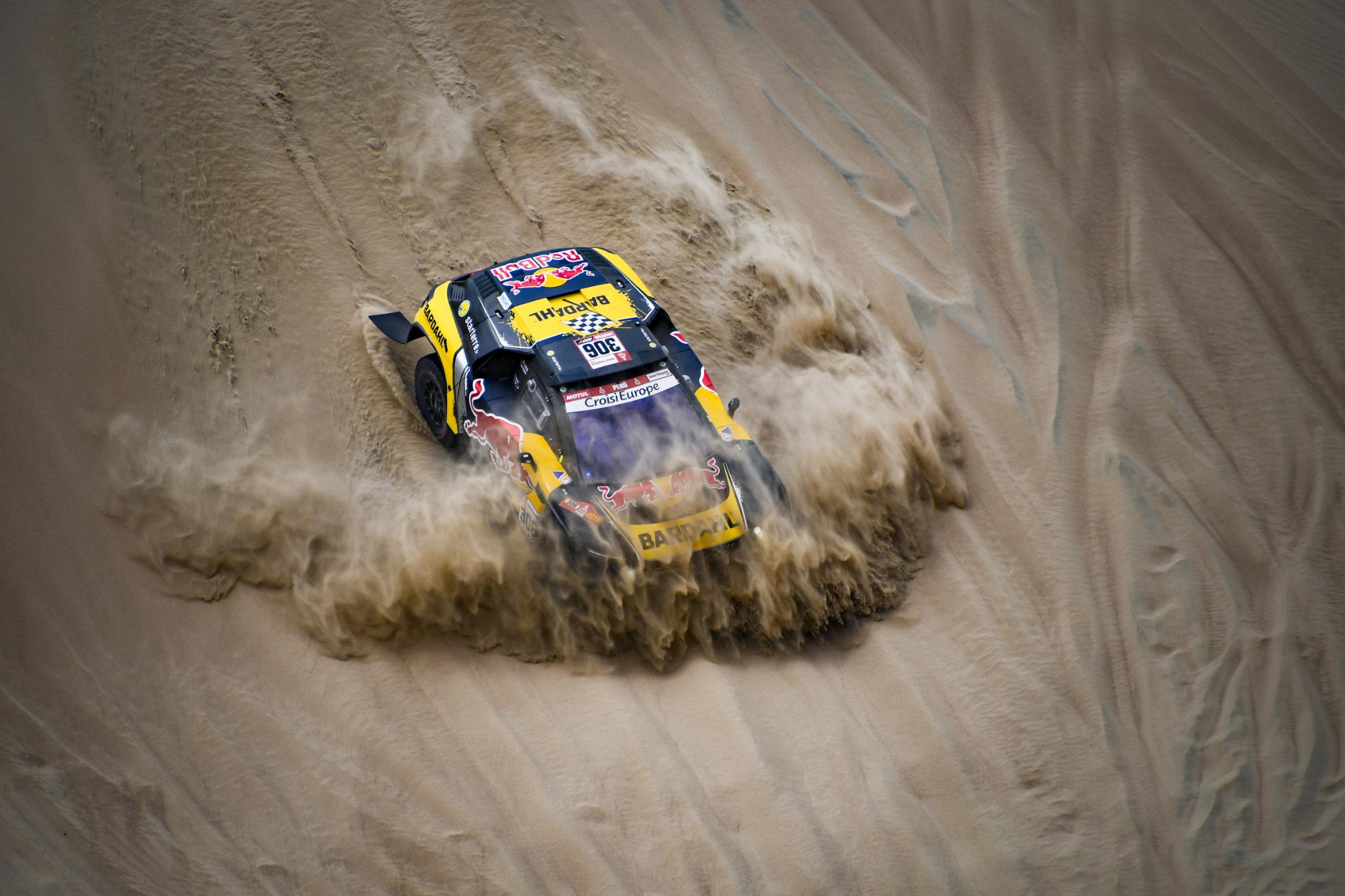 Loeb, Dakar 2019