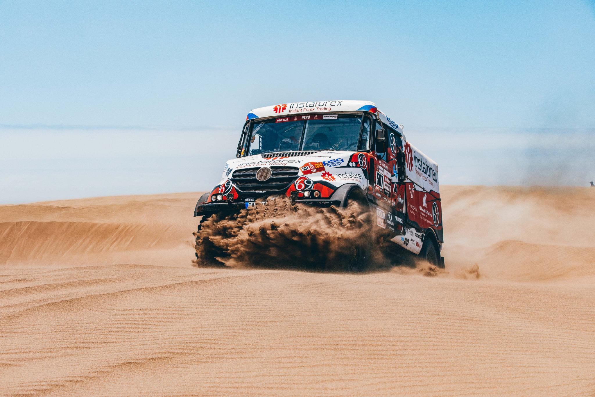 Aleš Loprais, Dakar 2019