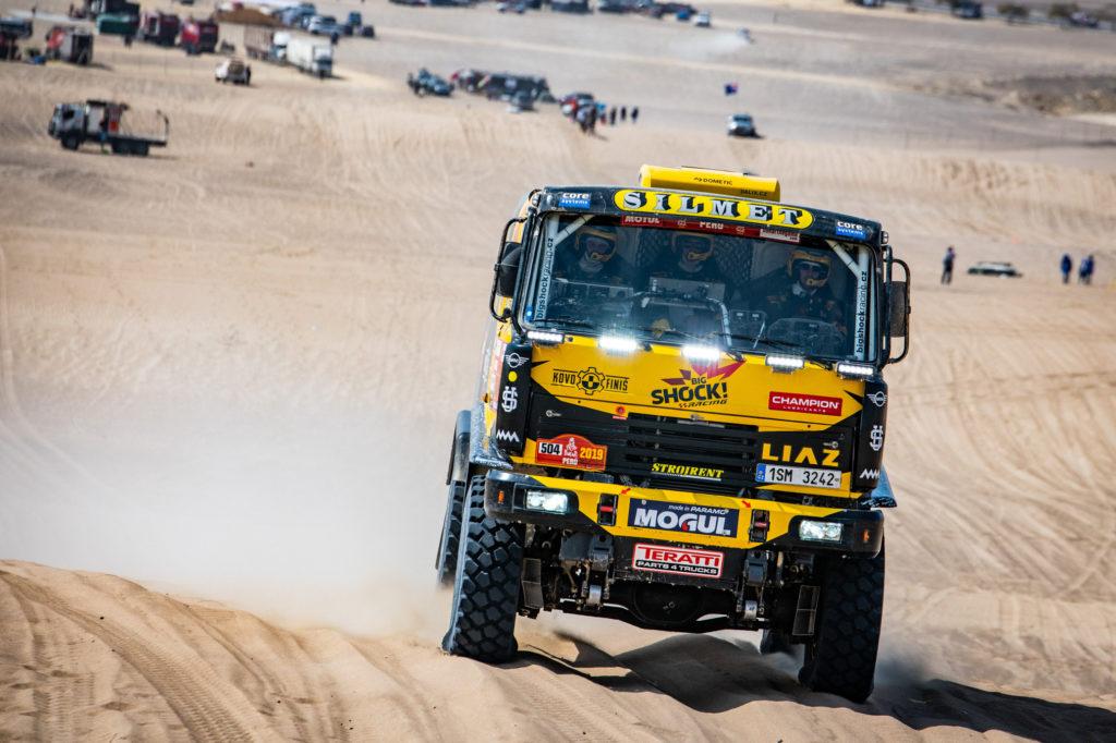 Martin Macík, Dakar 2019
