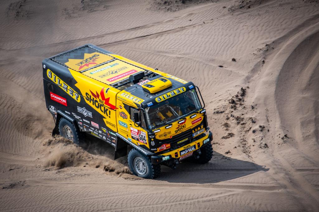 Macik, Dakar 2019