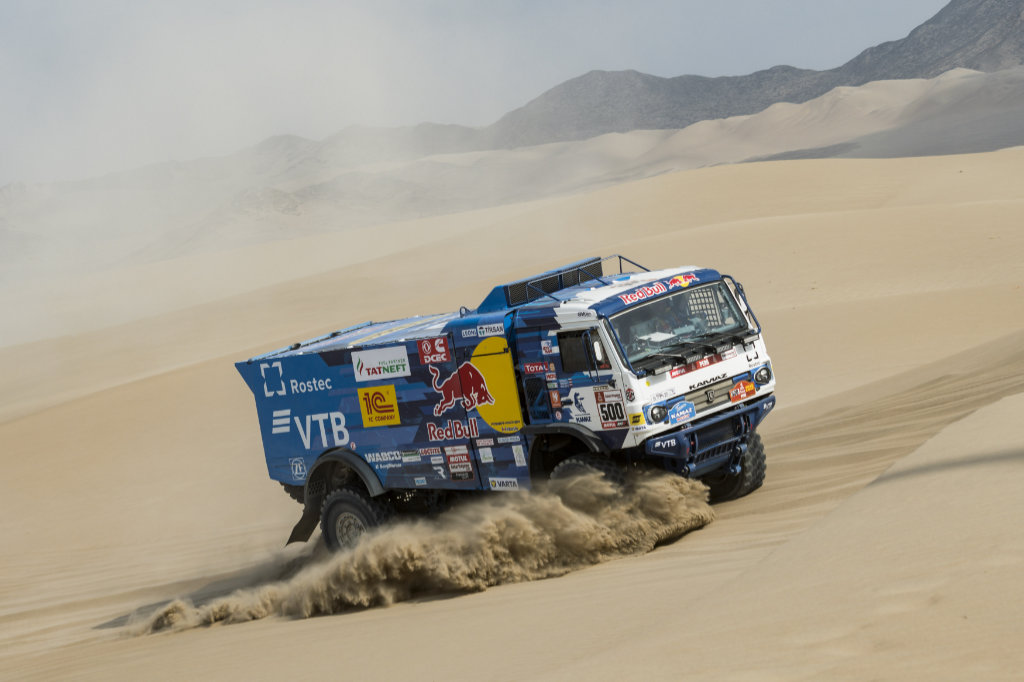 Eduard Nikolajev, Dakar 2019