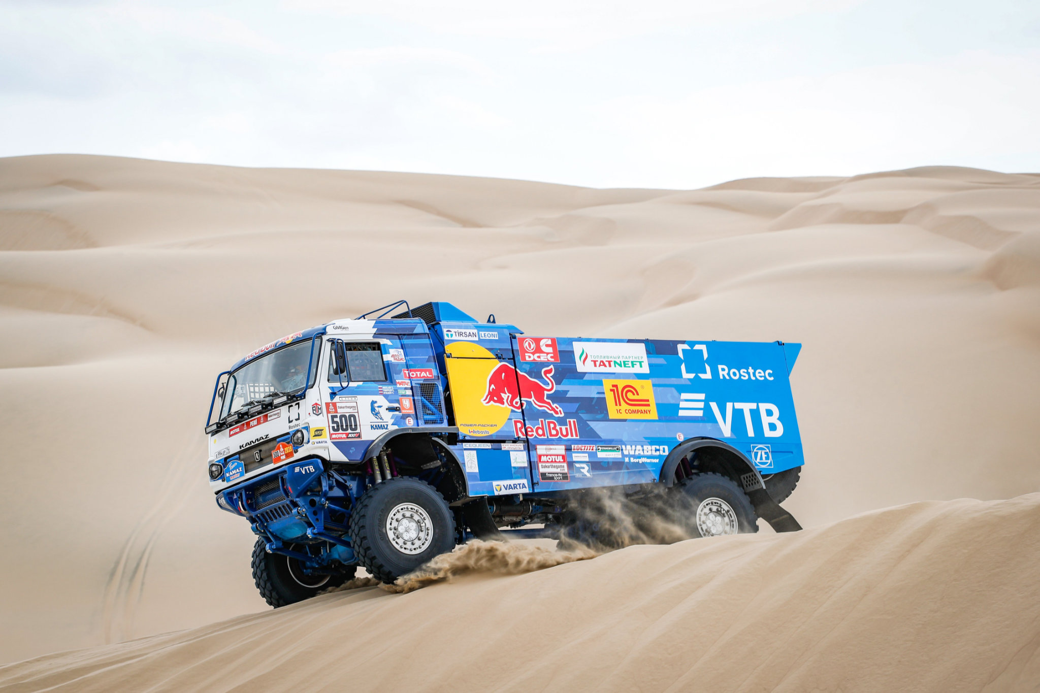 Nikolajev, Dakar 2019
