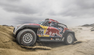 Stéphane Peterhansel, Rally Dakar 2019