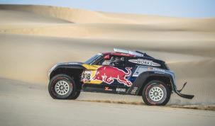 Stéphane Peterhansel, Rally Dakar 2019