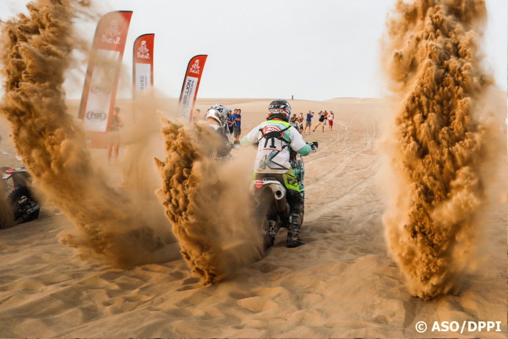 Garrett Poucher, Dakar 2019