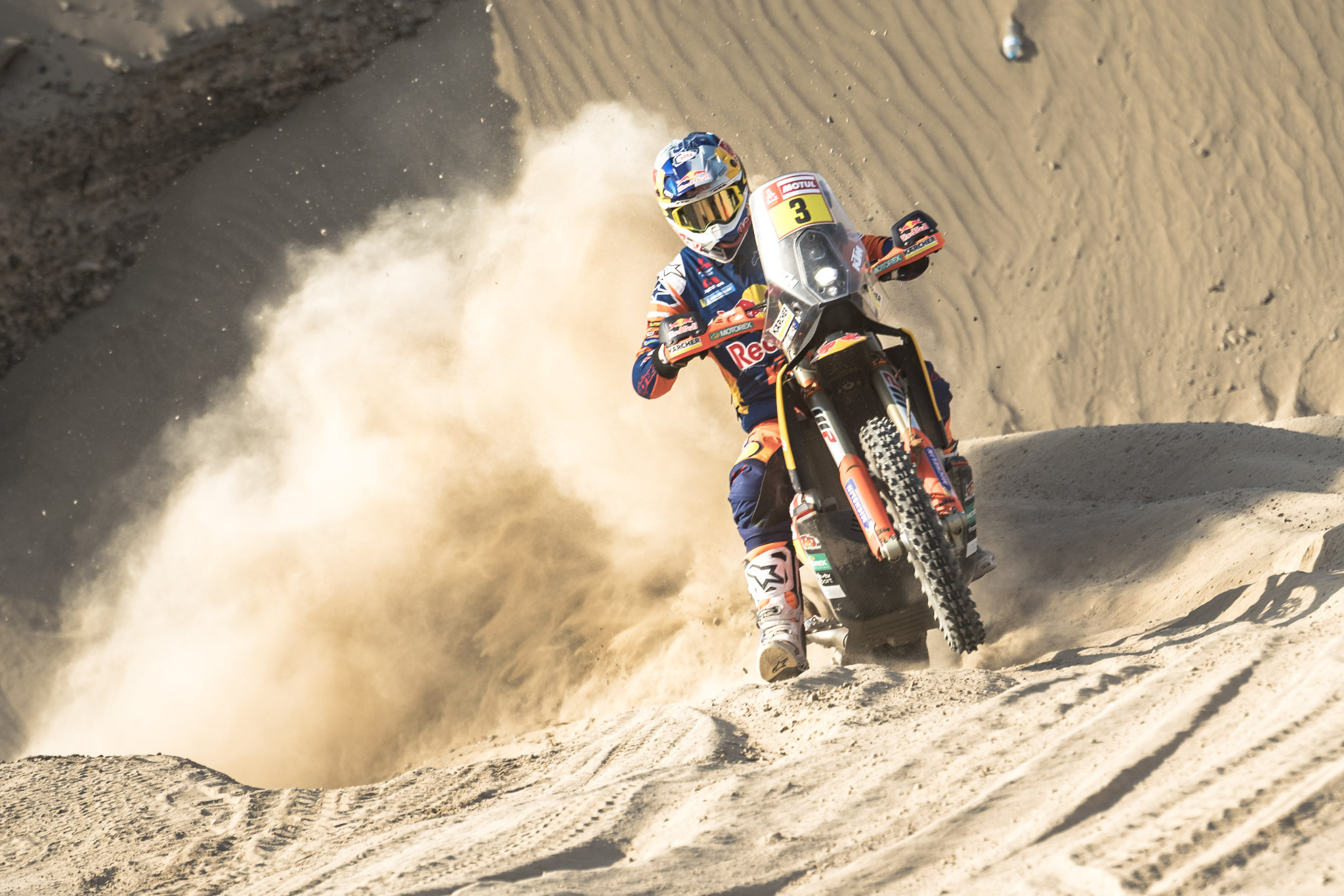 Toby Price, Dakar 2019