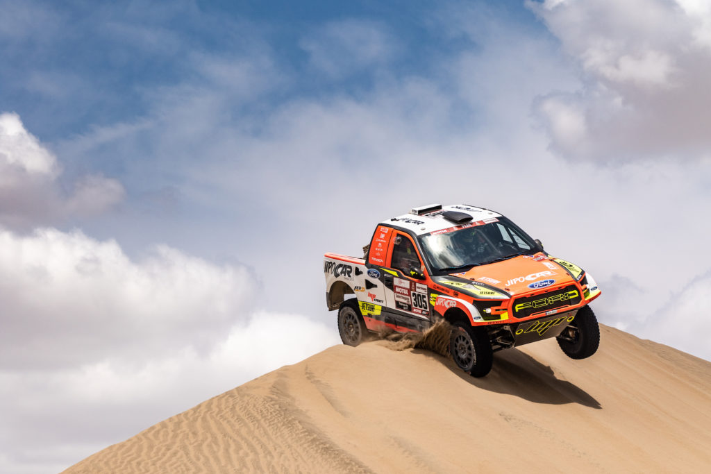 Martin Prokop, Dakar 2019