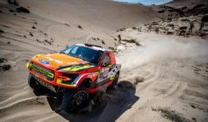 Prokop, Dakar 2019