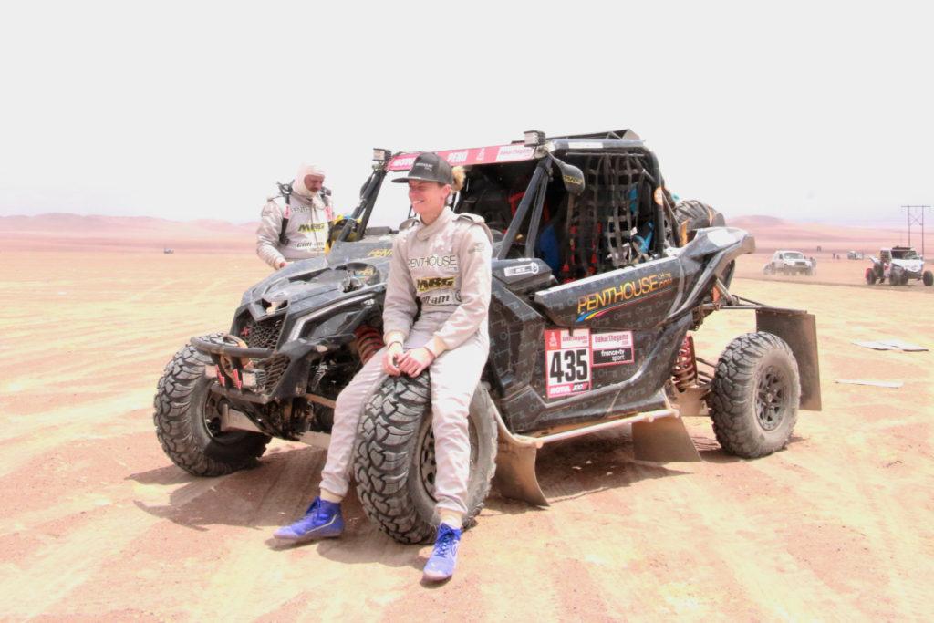 Olga Roučková, Dakar 2019