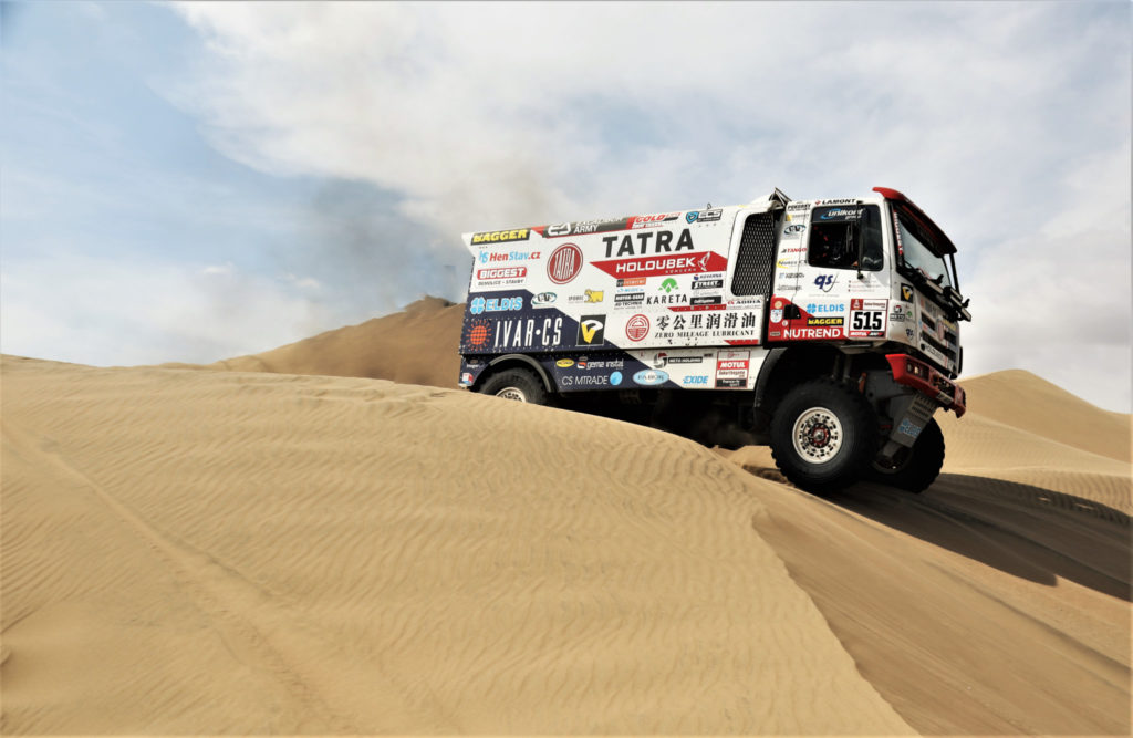 Soltys, Dakar 2019