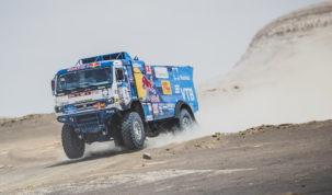 Dmitrij Sotnikov, Dakar 2019