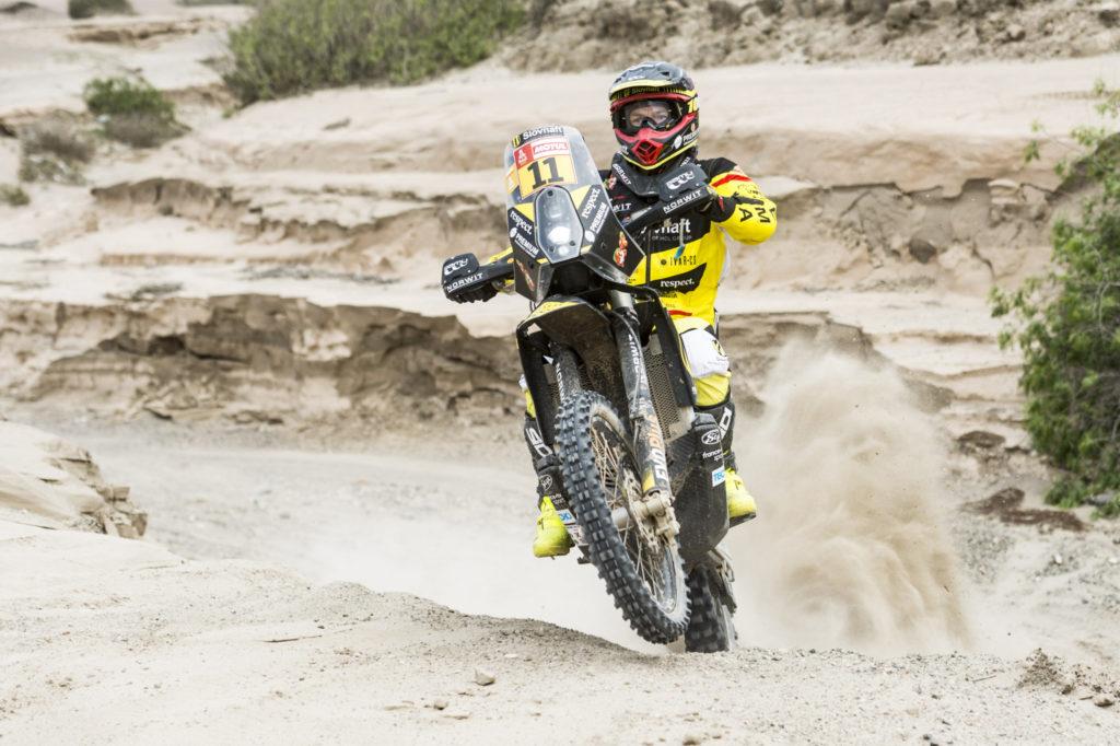 Svitko, Dakar 2019