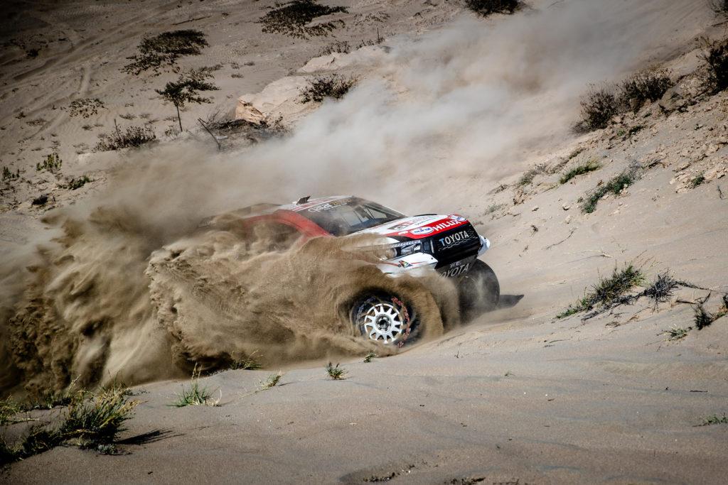 Toyota, Dakar 2019