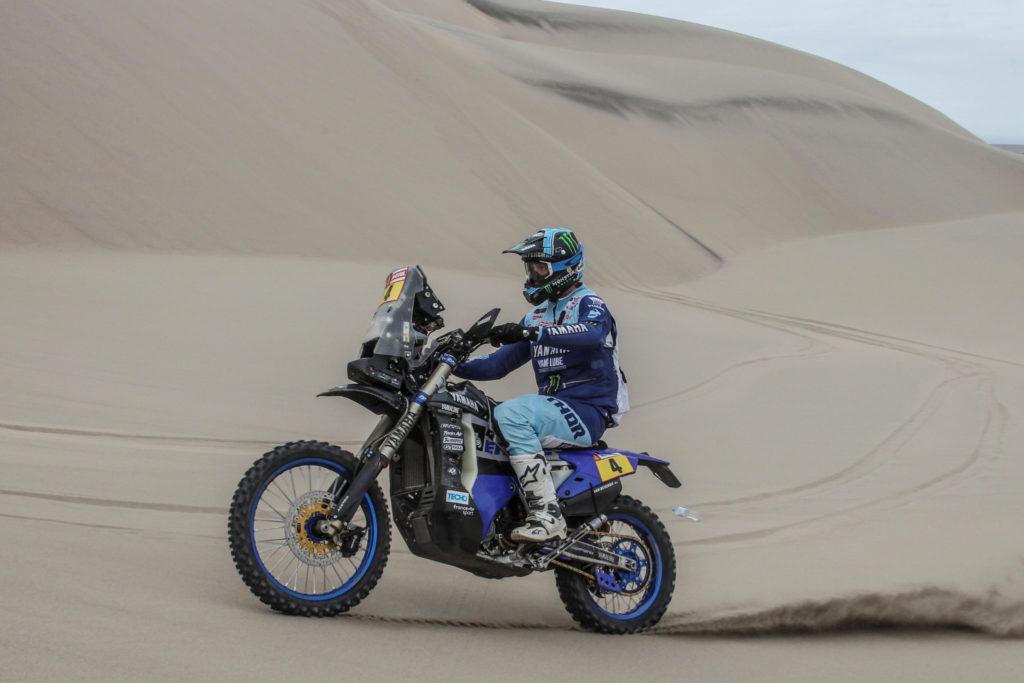 Adrien Van Beveren, Rally Dakar 2019