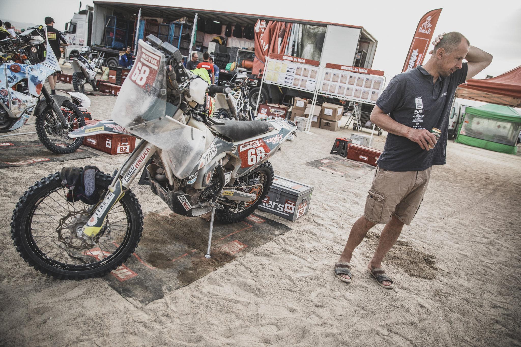 Jan Veselý, Dakar 2019