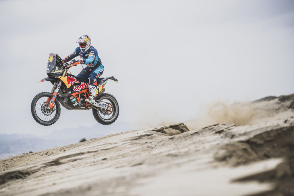 Matthias Walkner, Dakar 2019