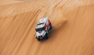 Loprais, Dakar 2019