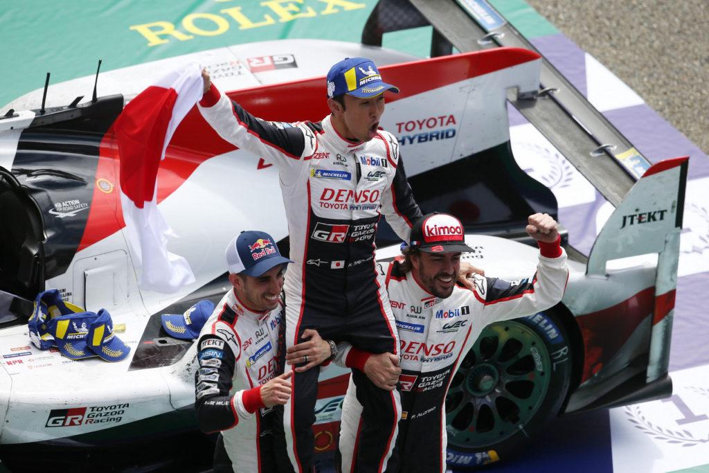 Vitezove 24h Le Mans 2018