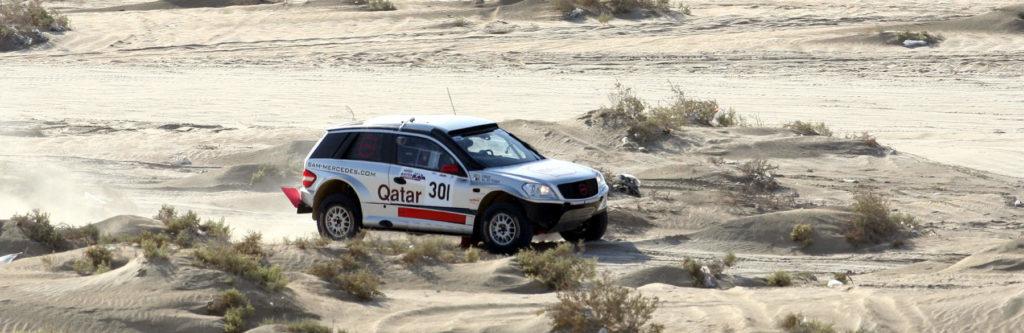 Nasser Al-Attiyah, Qatar International Baja 2011