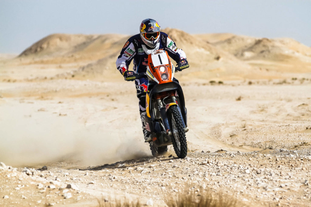 Marc Coma, Sealine Cross-Country Rally 2013